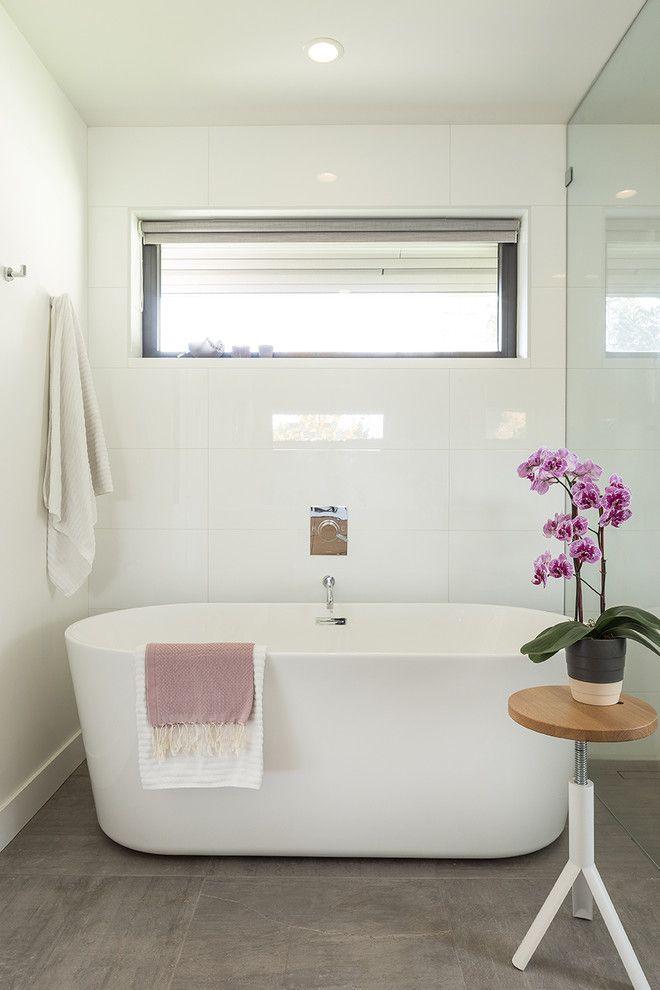 Creeaza-ti prin decorul interior starea de zen necesara in sala de baie…