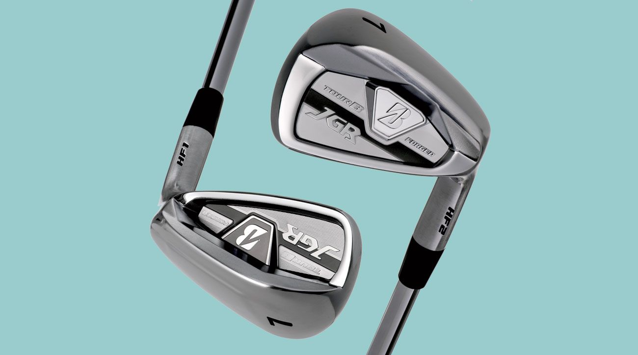Bridgestone Irons Have Typically Targeted Better Players But The New Tour B Jgr Line Offers Playability For All Skill Levels The Bridgestone Best Player Golf