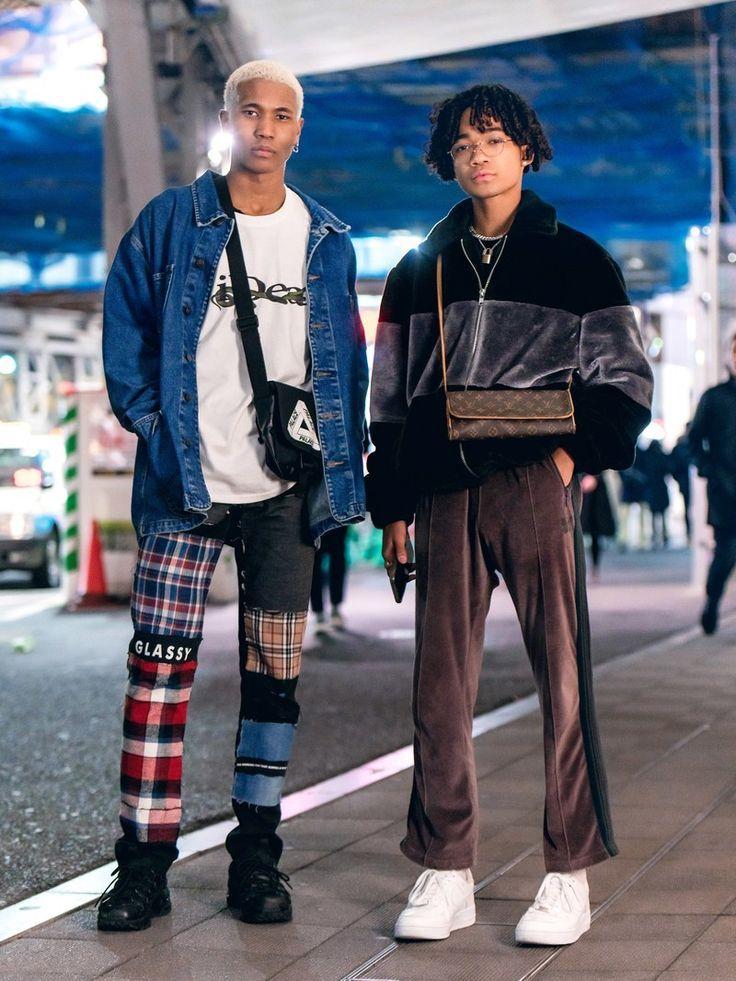 Der beste Street Style der Tokyo Fashion Week im Herbst 2019 Der beste Street Style der Tokyo Fashion Week im Herbst 2019