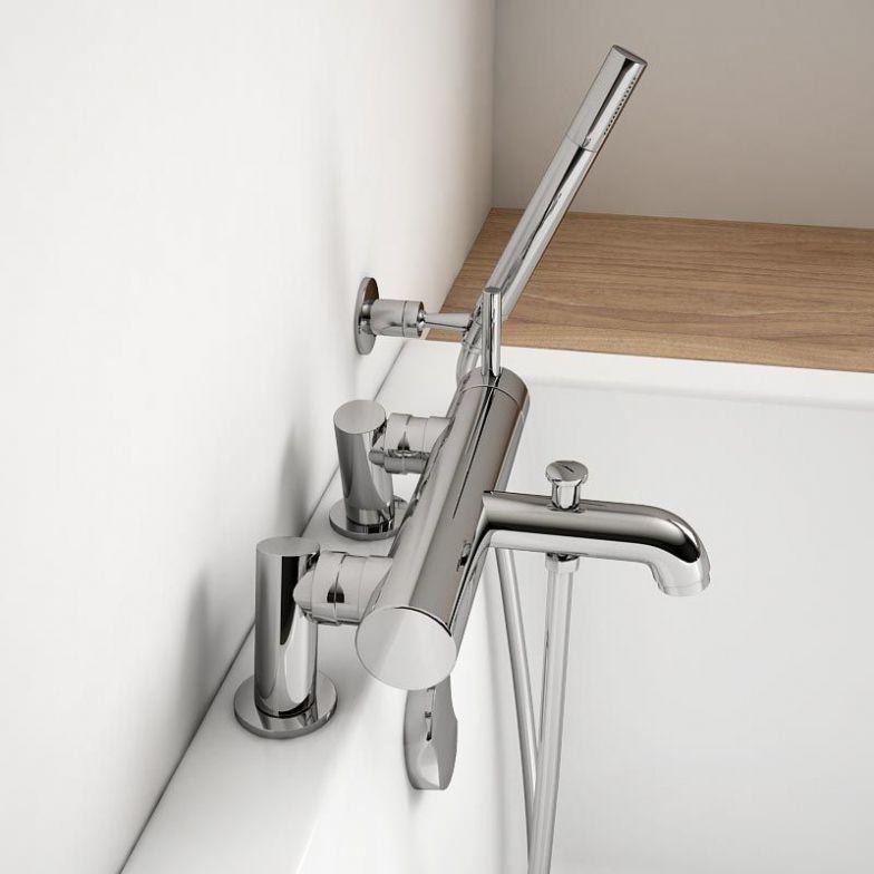 robinet mitigeur de baignoire