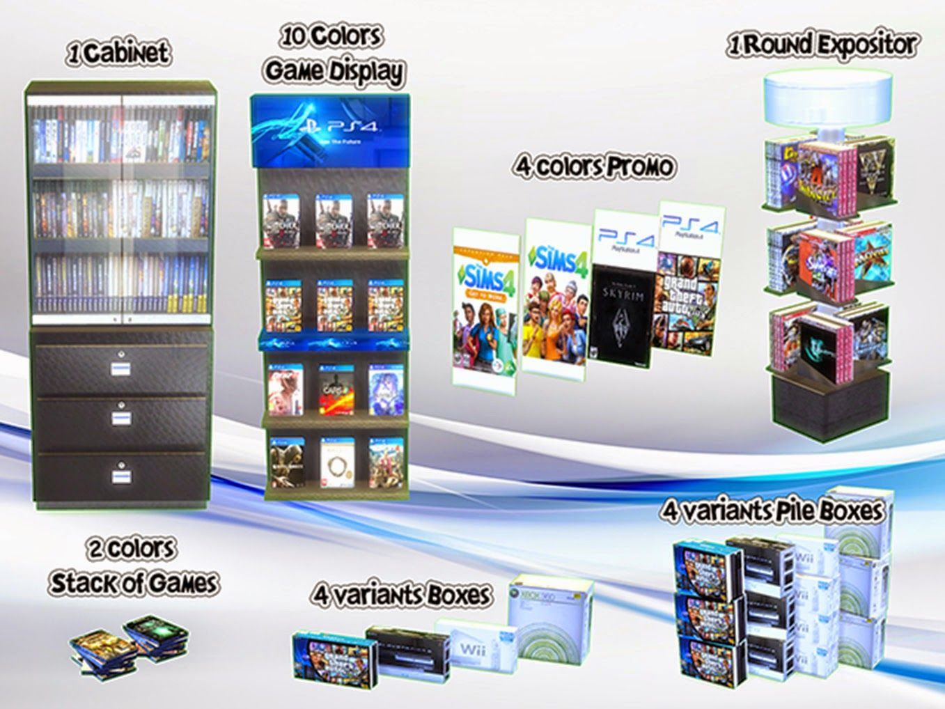 How To Get Sims 4 Custom Content On Ps4