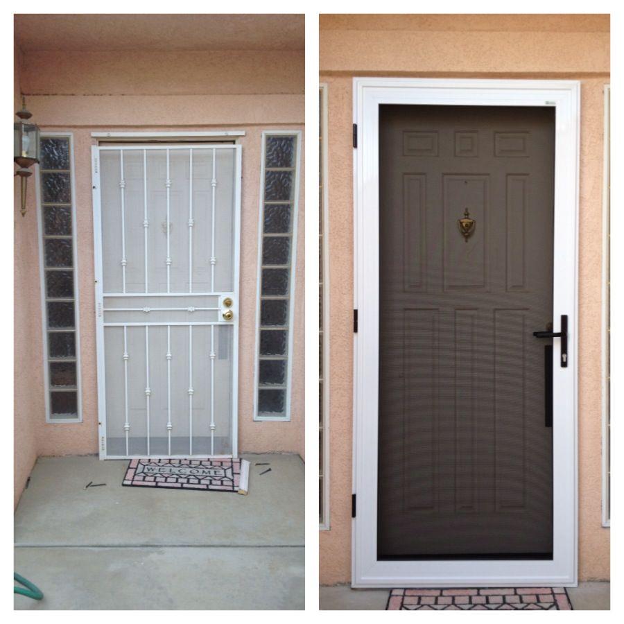 From A Ordinary Security Door To A Crl Security Door Security