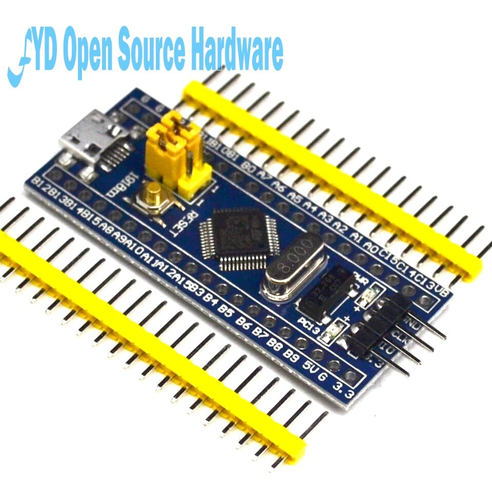 Stm32f103c8t6 Arm Stm32 Minimum System Development Board Module In Integrated Circuits Microcontrollers From Electronic Components Supplies On Aliexpresscom Alibaba