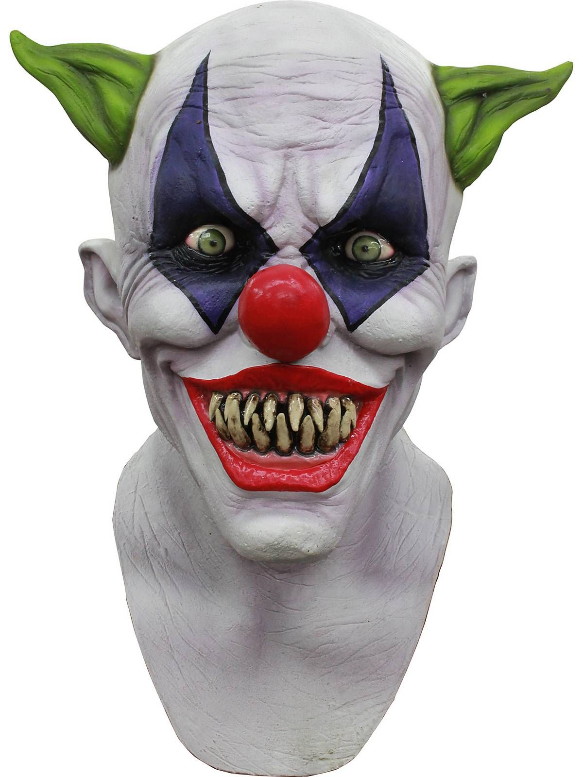 Creepy Giggles Mask | Masking, Clown mask and Costumes