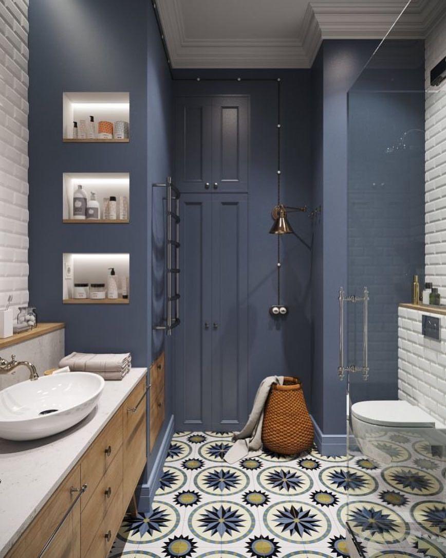 Badezimmer ideen und farben homeinspration  wohnen  pinterest  badezimmer badezimmer dekor