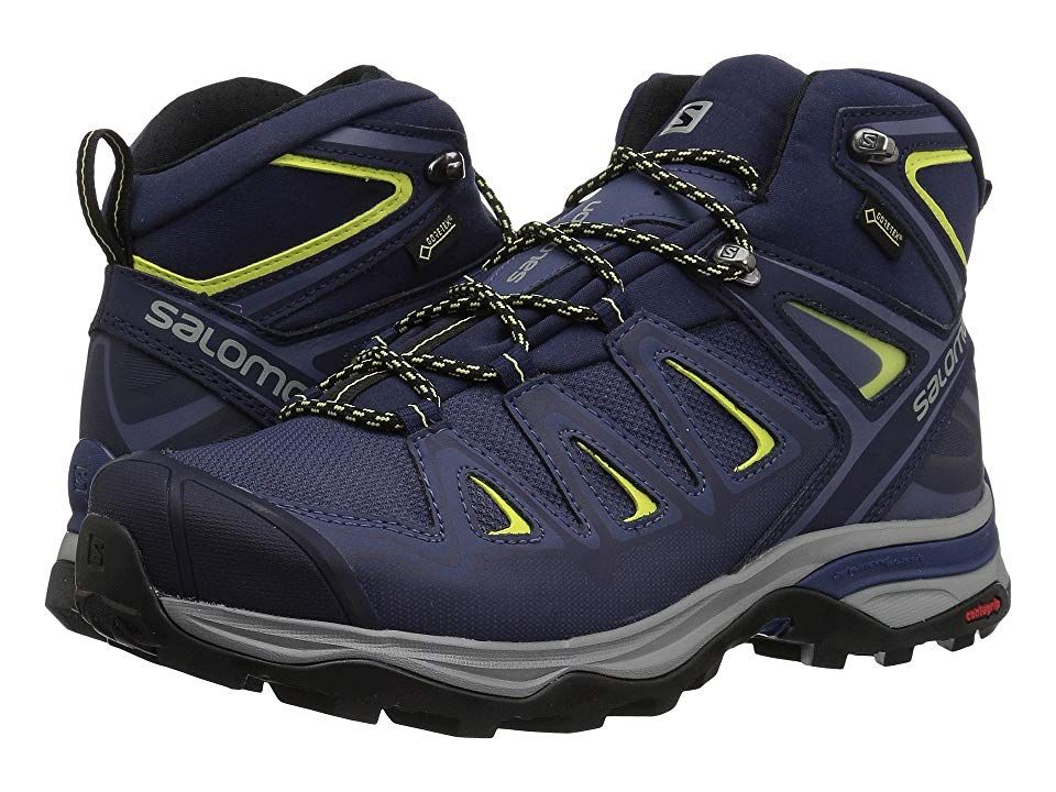 salomon x ultra 3 mid gtx damen zapatillas