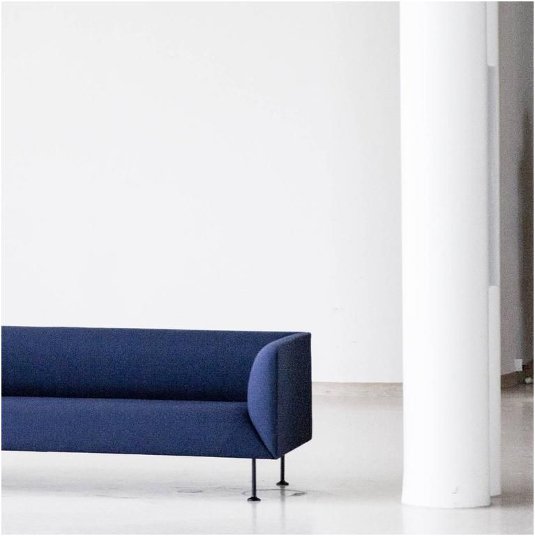 Seat And Sofas Berlin Awesome Godot Two Seat Sofa By Iskos Berlin