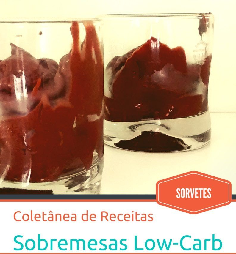 Coletânea de Receitas de Sobremesas Low-Carb Para Emagrecer Com Prazer — Senhor…