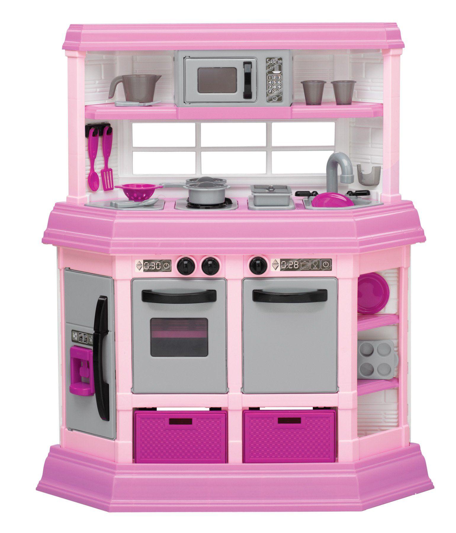 fba7c03363b9 American Plastic Toy Deluxe Custom Kitchen