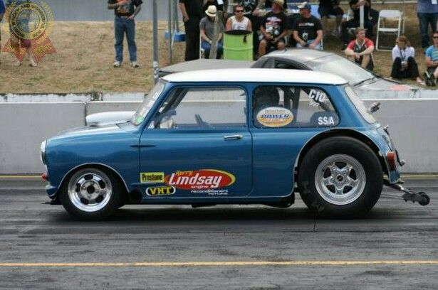 It's to the Drag Strip for our next Sunday Screamer thanks to this BEAST of a Mini!