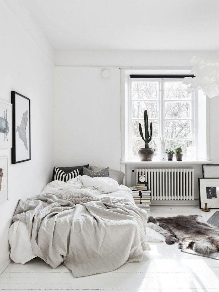 58 Comfy Minimalist Bedroom Decor Ideas Small Rooms Small Bedroom Designs Interior Design Bedroom Small Small Bedroom Decor Minimalist bedroom paint inspiration