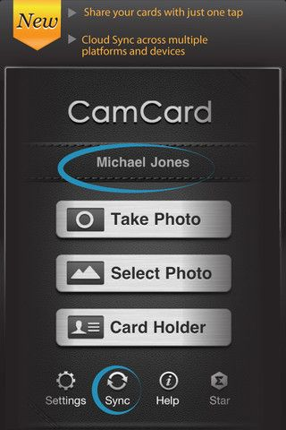 Camcard business card scanner and business card reader and scan camcard business card scanner and business card reader and scan card iphone and ipad app reheart Gallery