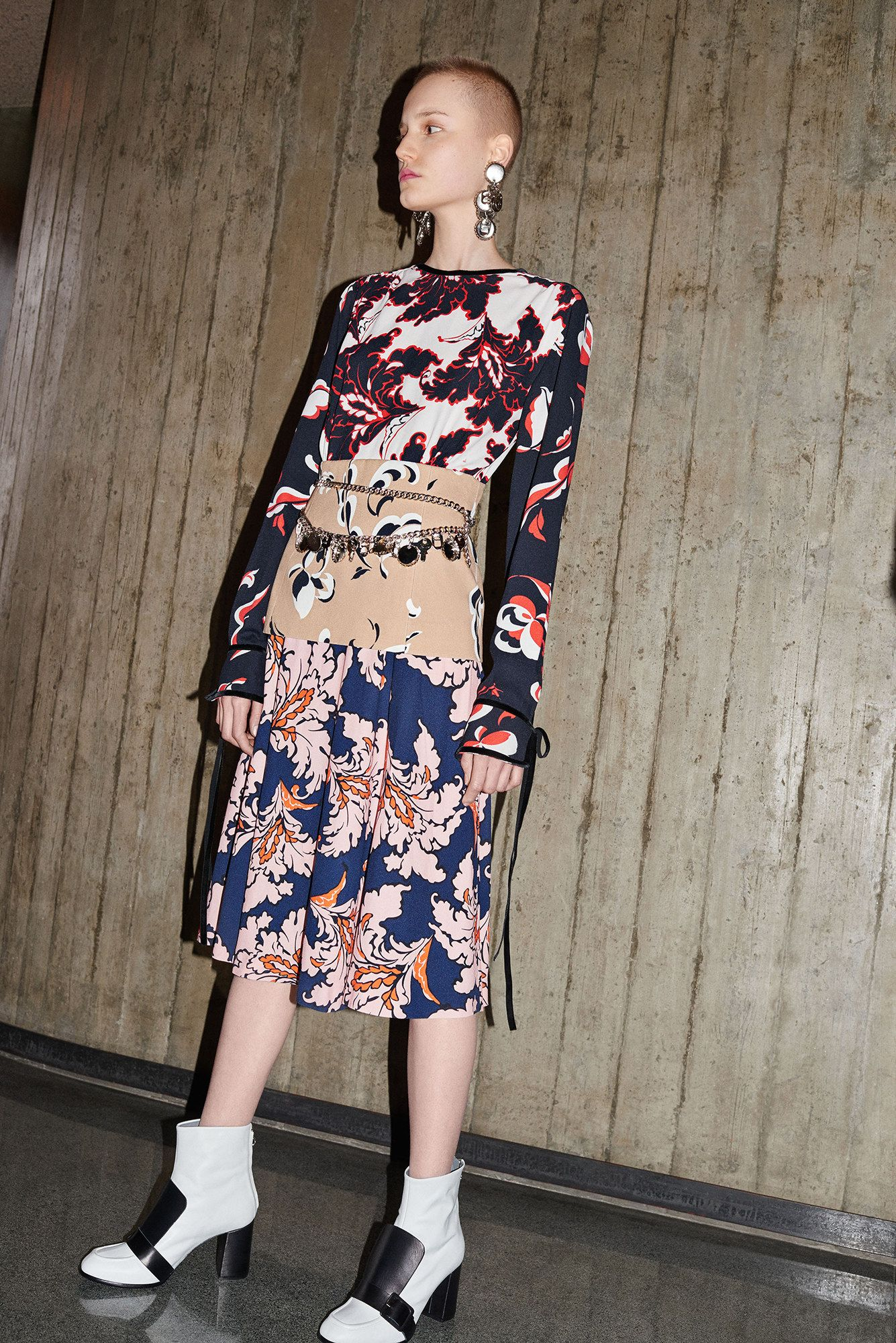 MSGM Pre-Fall 2016 Fashion Show