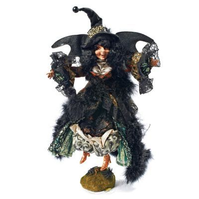 Mark Roberts Wacky Witch Halloween Pinterest Witches - witch decorations
