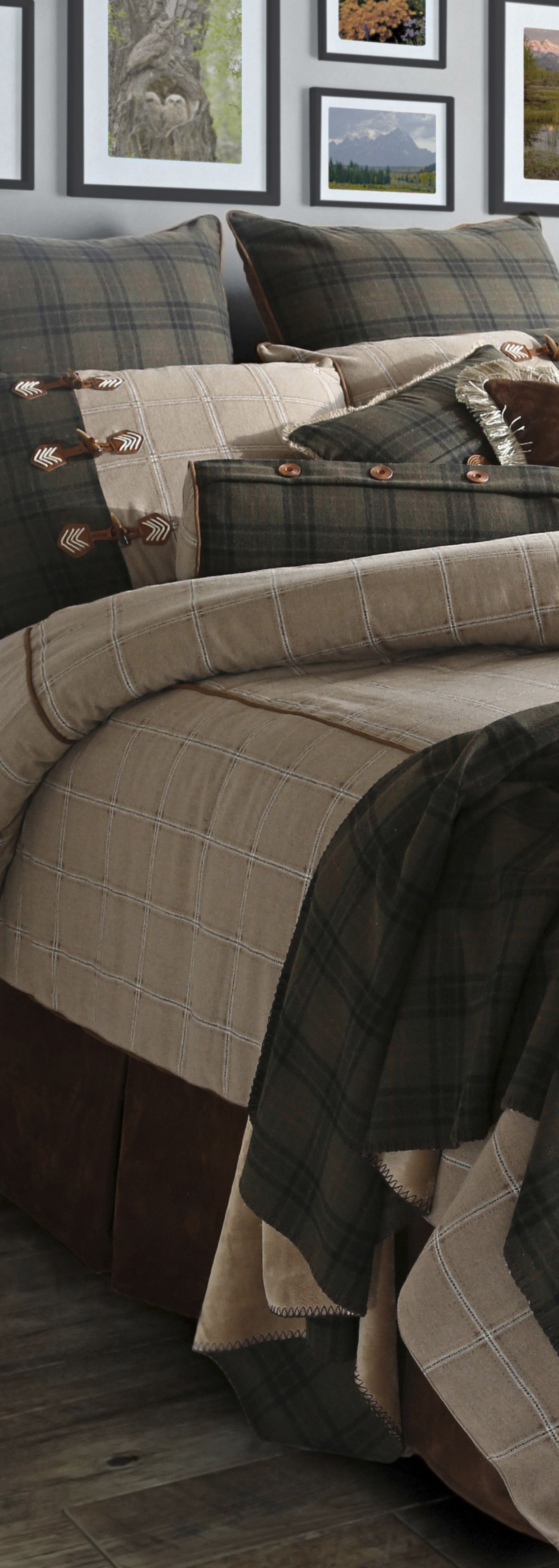 index piece bedding woods ensembles and bedroom ensemble in luxury set bayfield cfm rustic comforter comforters the bear cabin