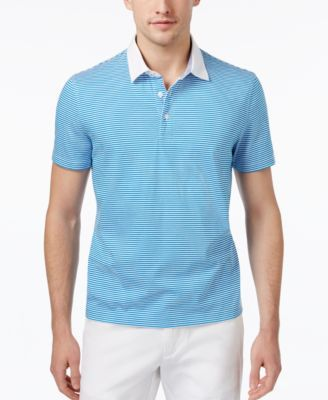 3615834c5 TOMMY HILFIGER Tommy Hilfiger Men'S Custom-Fit Polo. #tommyhilfiger #cloth  # polos