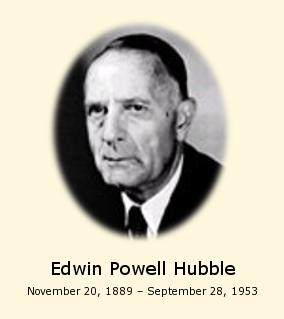 Edwin Hubble edwin hubble arrived at mt wilson in 1919