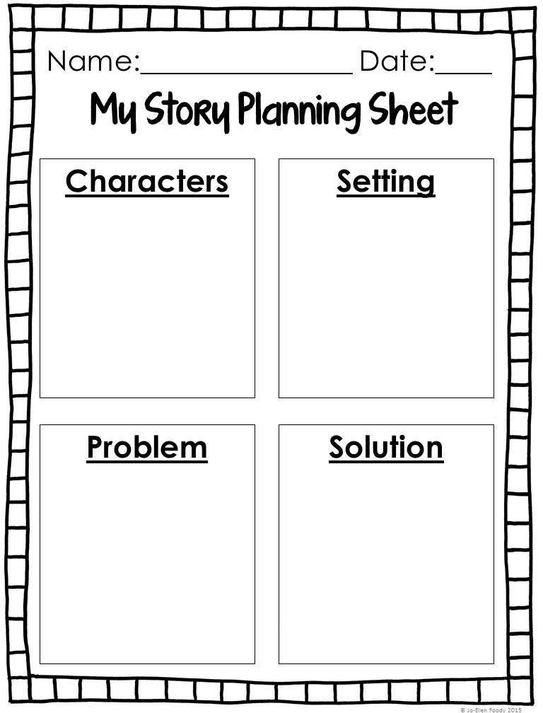 Narrative Writing Story Planing Sheet It Helps Writers Get Their Ideas Down On Paper Narrative Writing Activities Narrative Writing Writing Prompts For Kids