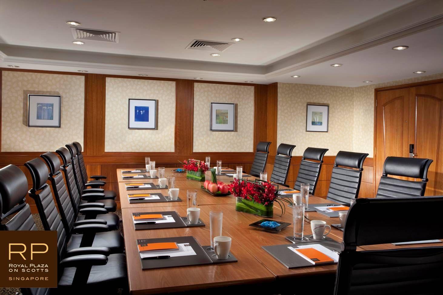 Meeting room scotts room singapore hotels room royal