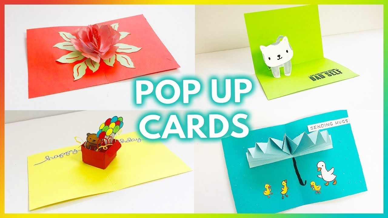 Pin On Cards With Pop Ups