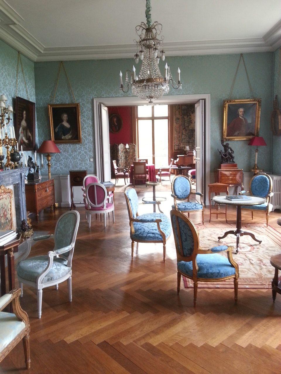 Chateau de chantore chambre d 39 h tes gite bacilly in - Chambre d hotes region parisienne ...