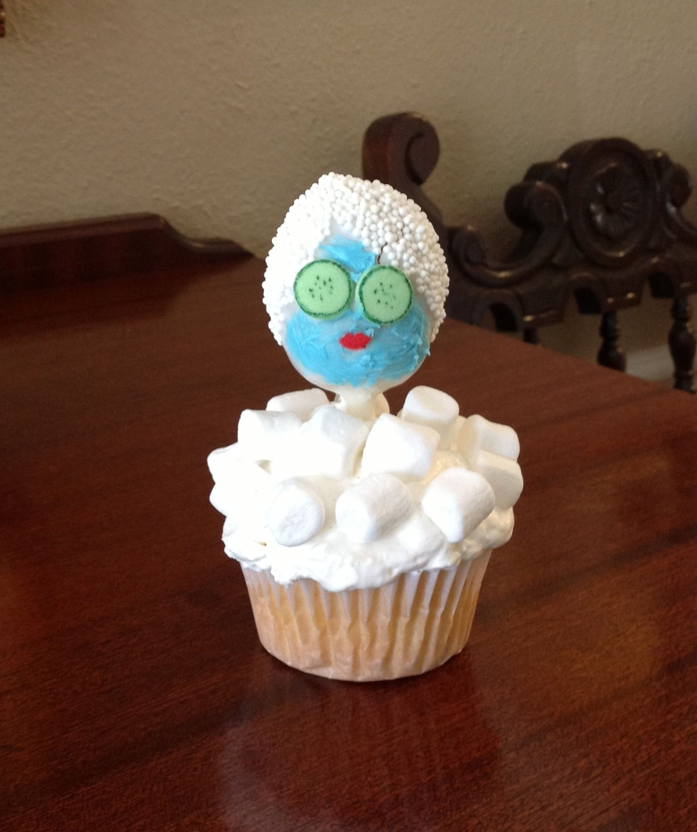 Nail Cakes Bakery: The 25+ Best Spa Cupcakes Ideas On Pinterest