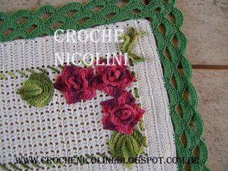 Croche Nicolini: PASSADEIRA