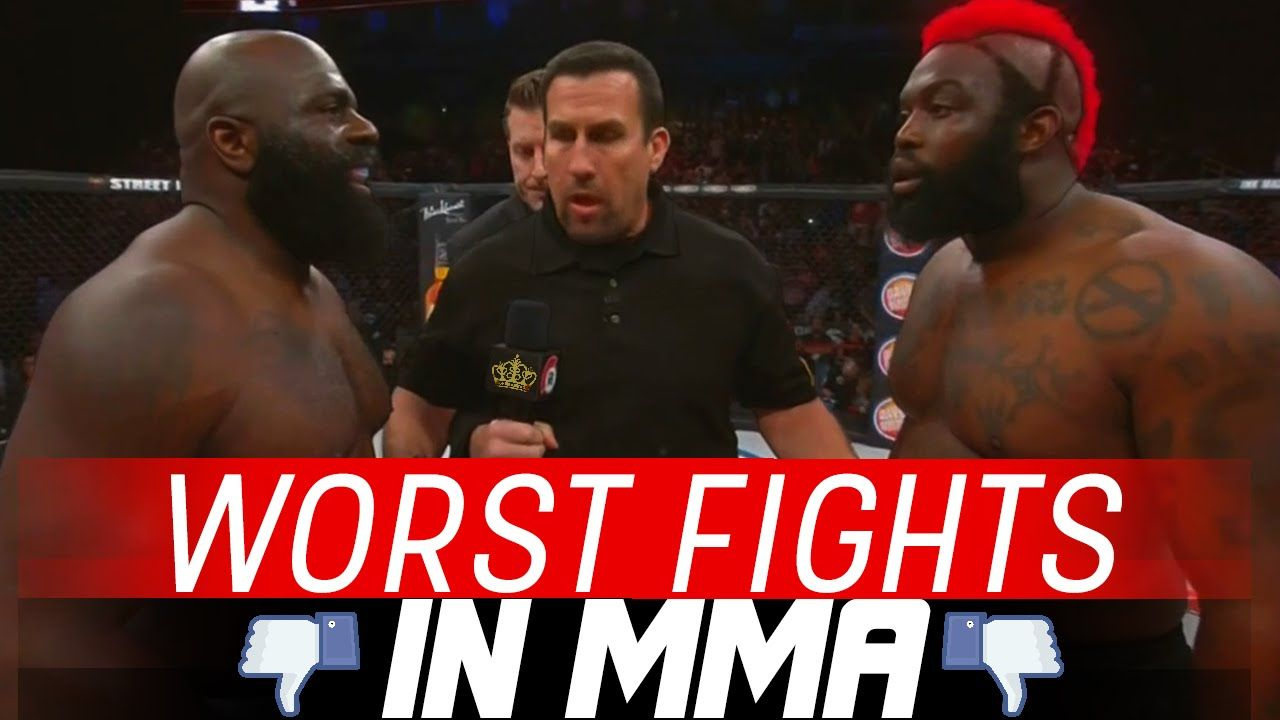 256a987d4c1c4 The Worst Fights In MMA