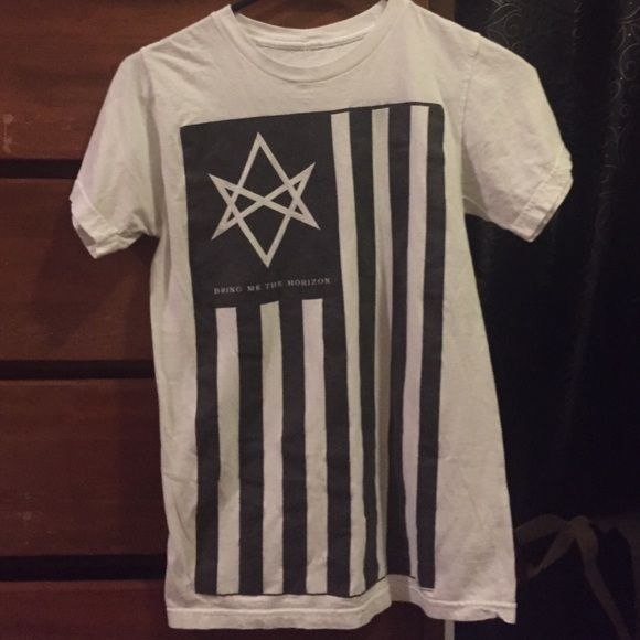 Bring Me The Horizon Shirt size small in unisex Hot Topic Tops Tees - Short Sleeve