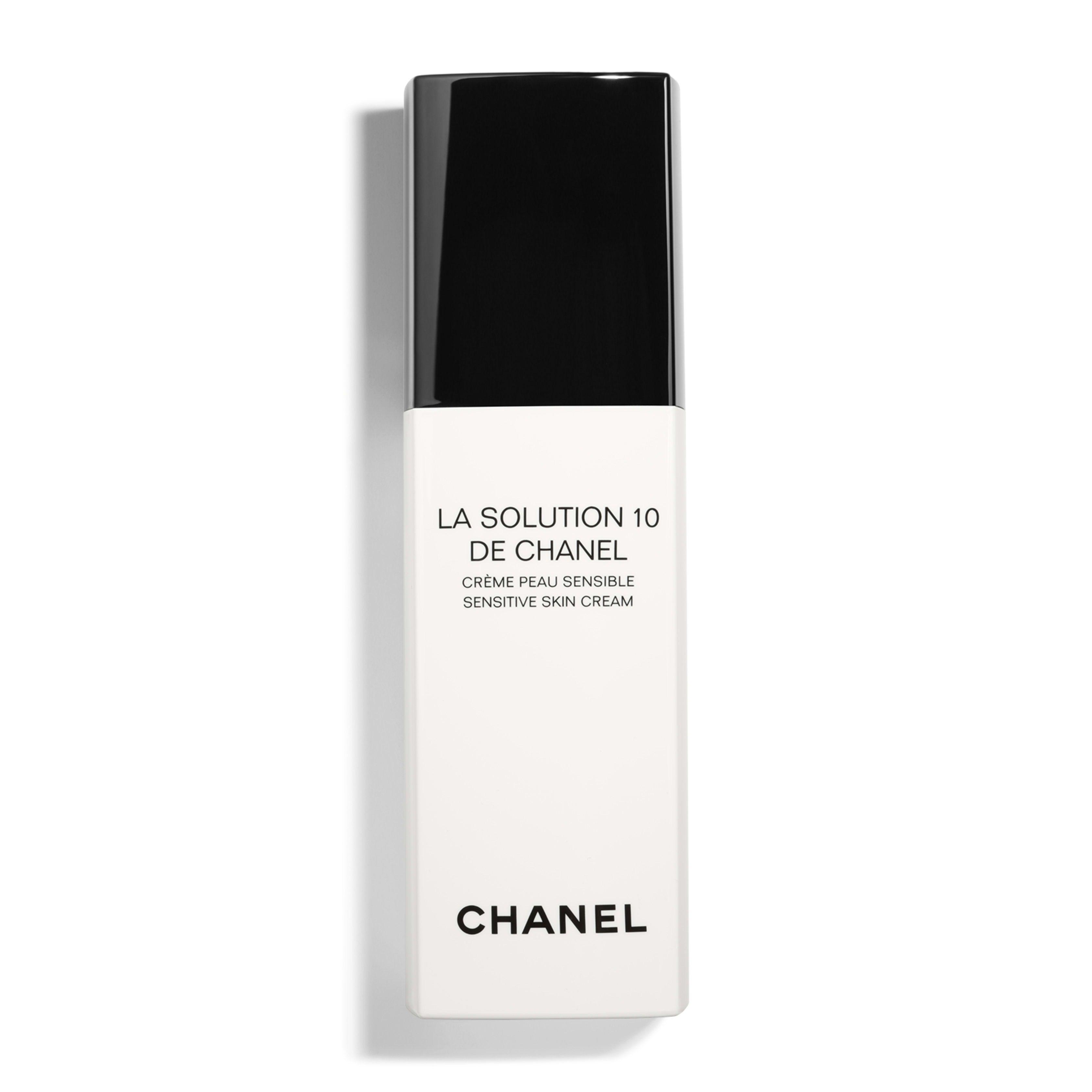 LA SOLUTION 10 DE CHANEL Sensitive Skin Cream (With images