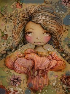 Art ~ Karin Taylor on Pinterest