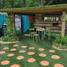 Image result for aménager son jardin avec de la récup | Jardinería ...