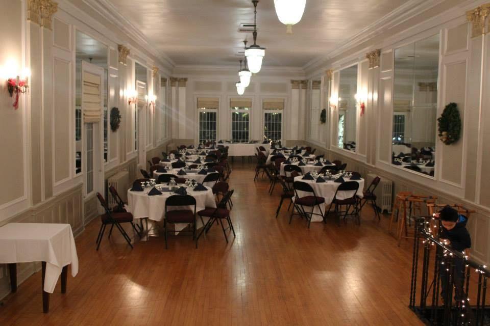 Bluebird Restaurant, Upstairs Florentine Balltoom, Downtown Logan.