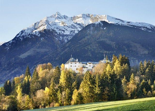 Wellnessauszeit im eleganten 4*-Schlosshotel im Salzburger Land! 2 Tage oder mehr ab 79,50 € | Urlaubsheld.de
