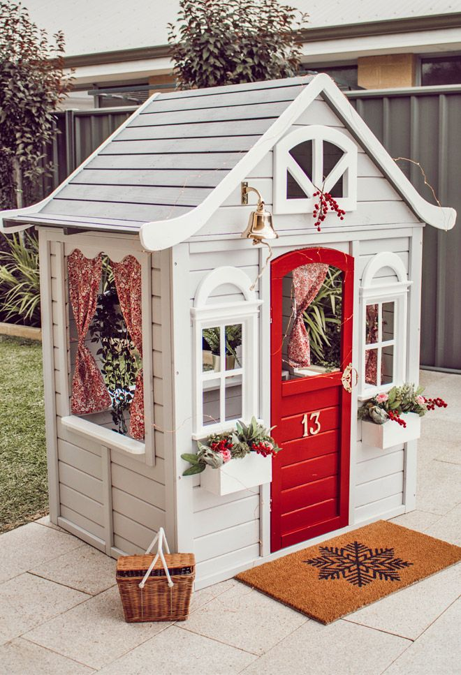 23 seriously cool Kmart cubby house hacks Kids cubby