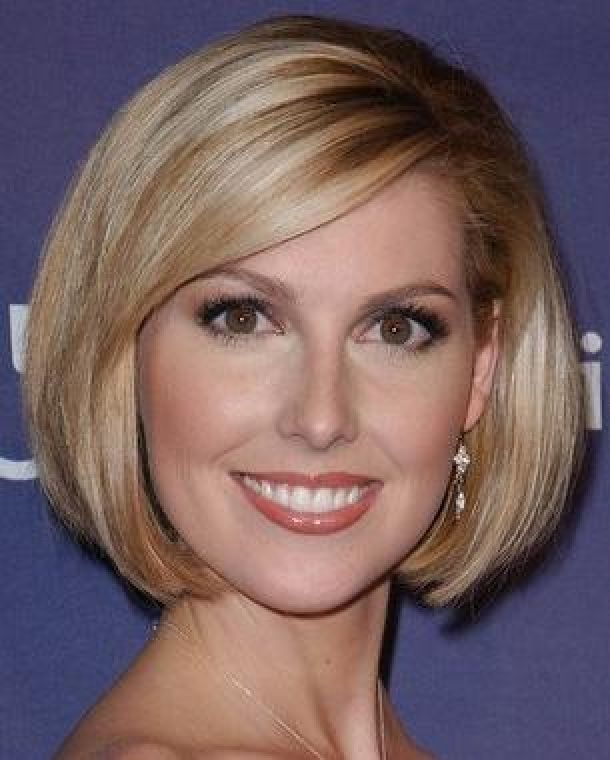 short haircut for oval faces | Short Hairstyles For Oval Faces and ...