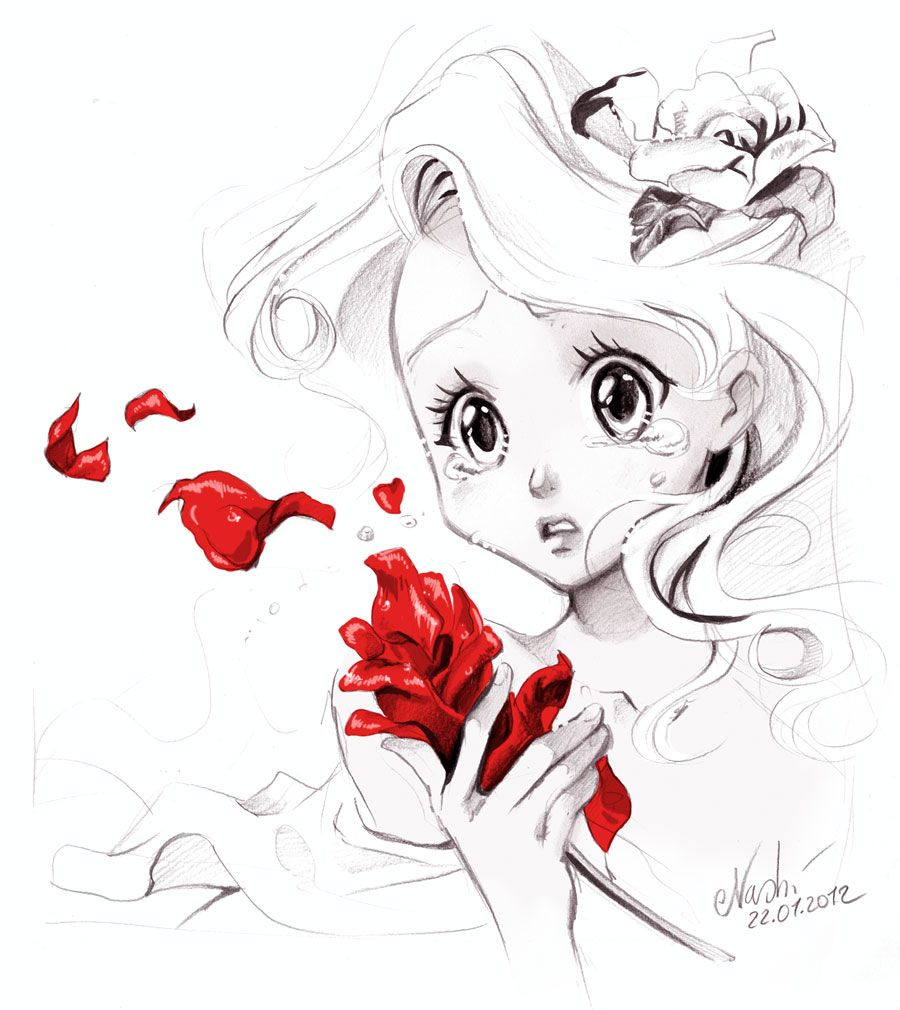 Broken Heart By Naschi On Deviantart Drawings Creative Design Art Illustration Sketches