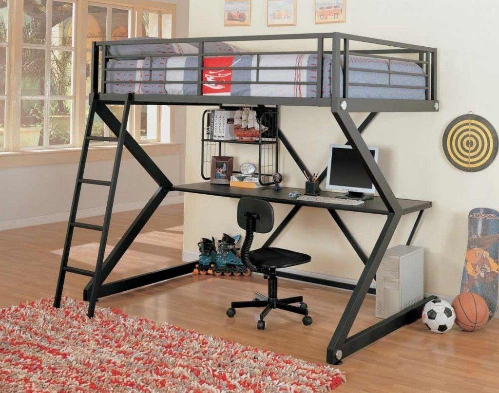 Image result for loft bedroom ideas for teenage girls | Loft Bed ...