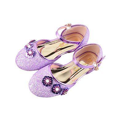 3fc8cddef0 Girls' Flats Comfort Novelty Flower Girl Shoes Fall Winter ...