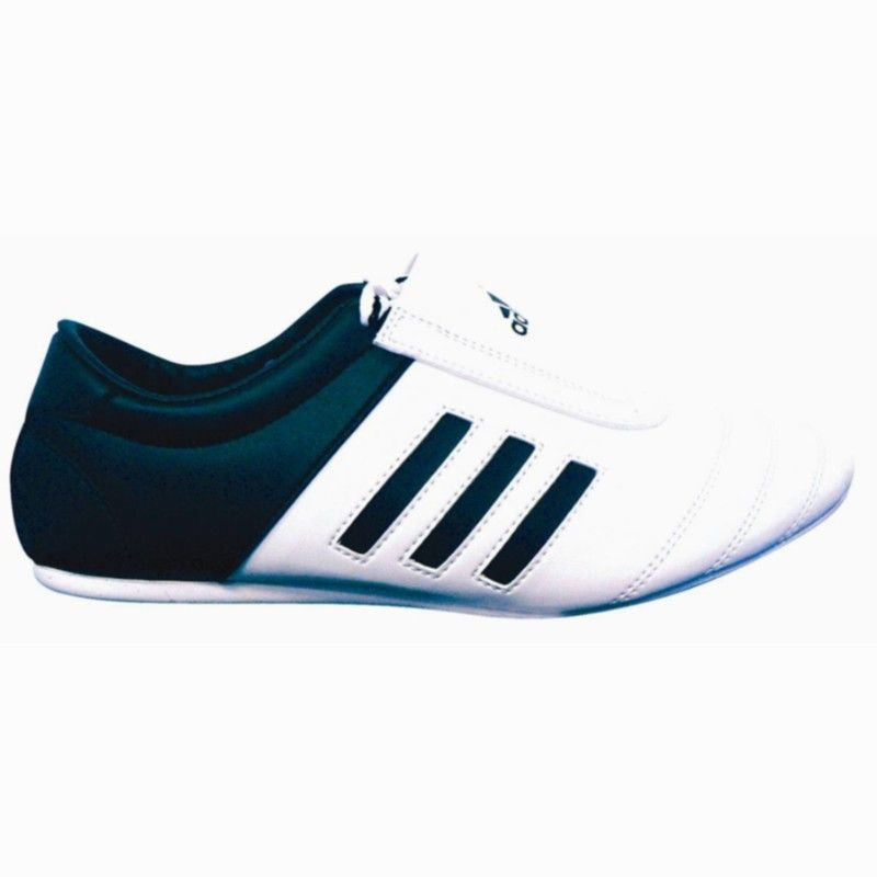 Adidas Martial Arts Shoes Sm Ii Black Red Stripes