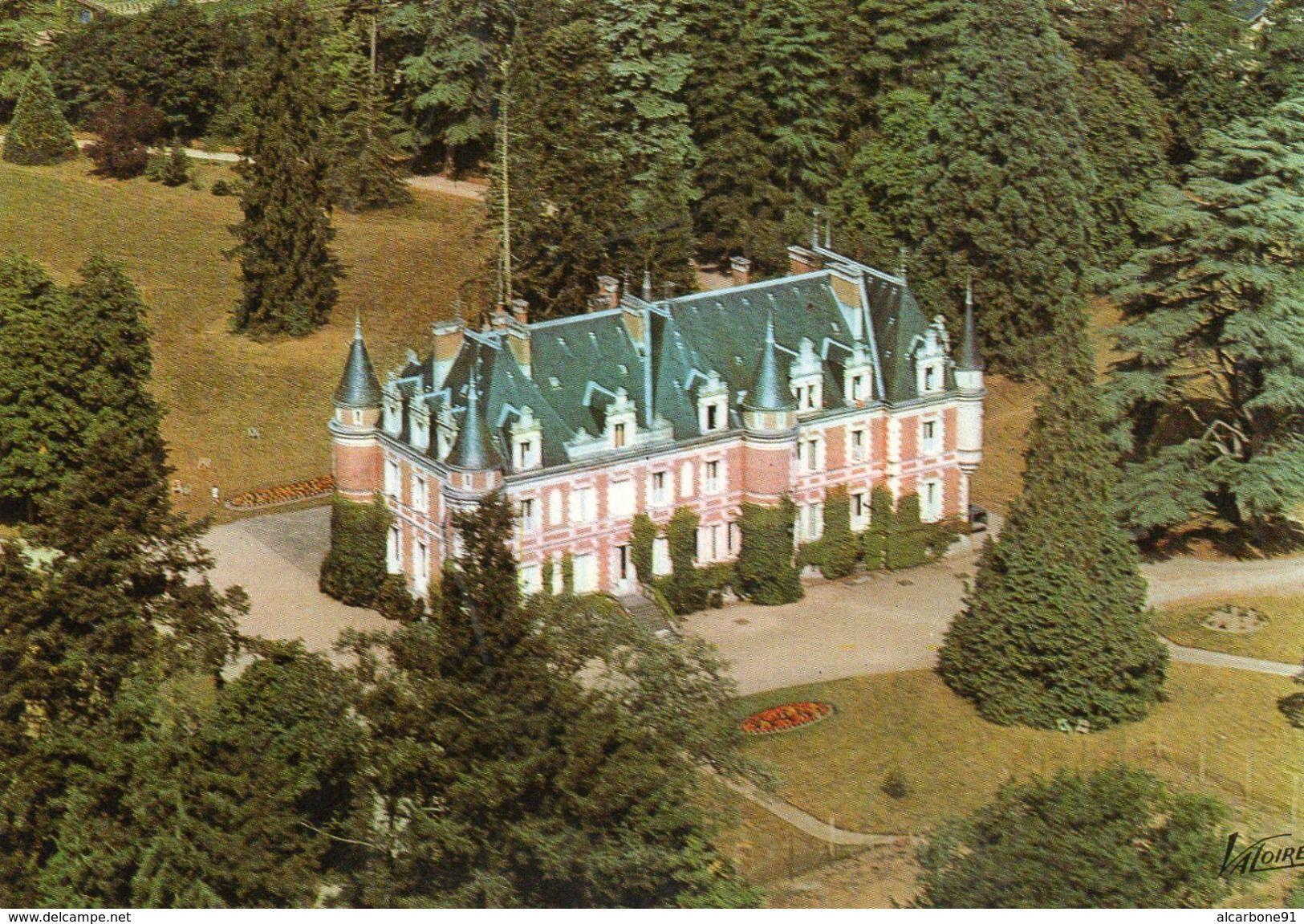 La Ferte Imbault Domaine De La Sauldre Le Chateau Vue Aerienne Zu Verkaufen Auf Delcampe Zu Verkaufen Auktion Gemeinde