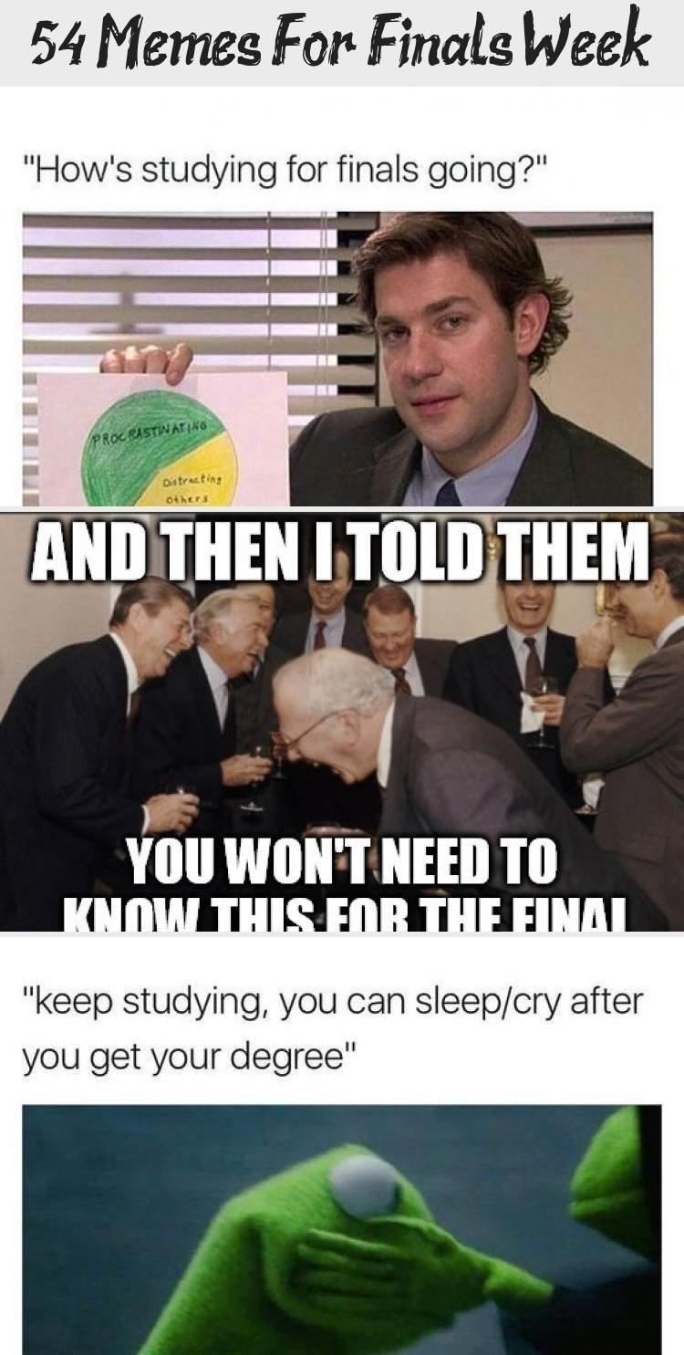 You Better Be Prepared Finals Memes School Humor Nursing Memes
