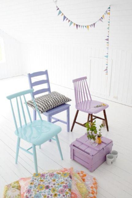 Pastel Furniture With Images Pastel Furniture Interior