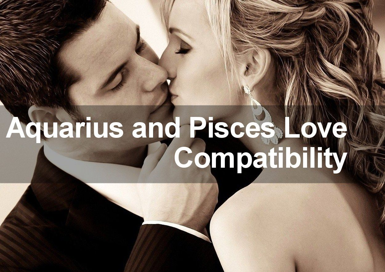 Aquarius And Pisces Compatibility  The Definitive Guide -1282