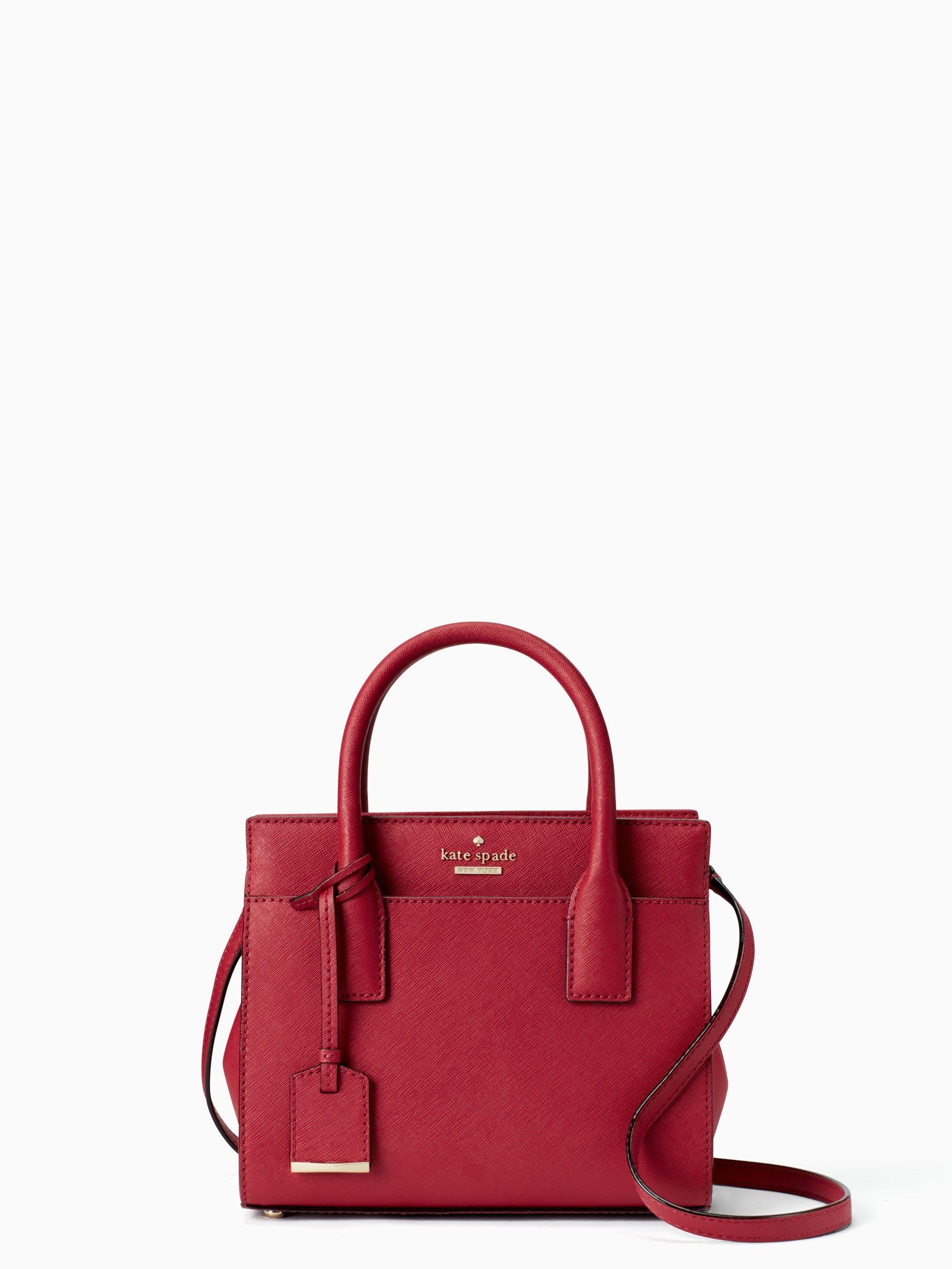 fe9fc3383 KATE SPADE cameron street mini candace. #katespade #bags #leather #lining  #travel bags #weekend #