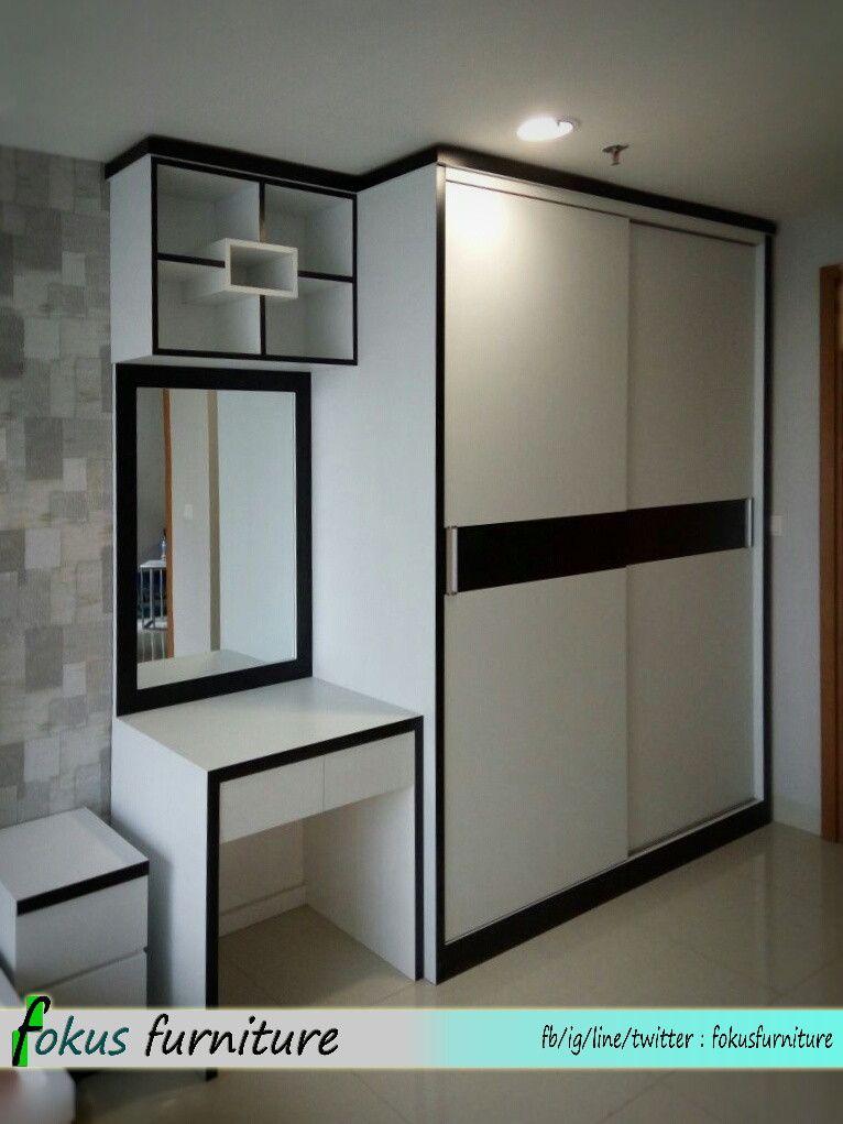 Kamar Set Di Kemayoran Jakarta Pusat Fokusfurniture Com Kitchen