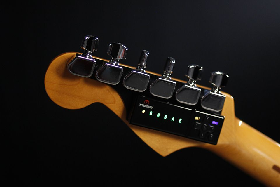 tronicaltune automatic guitar tuner gadgets accessories guitar tuners guitar music guitar. Black Bedroom Furniture Sets. Home Design Ideas