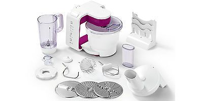 Küchenmaschine SilverCrest SKM 550 B1 pink Mixersparen25.com ...