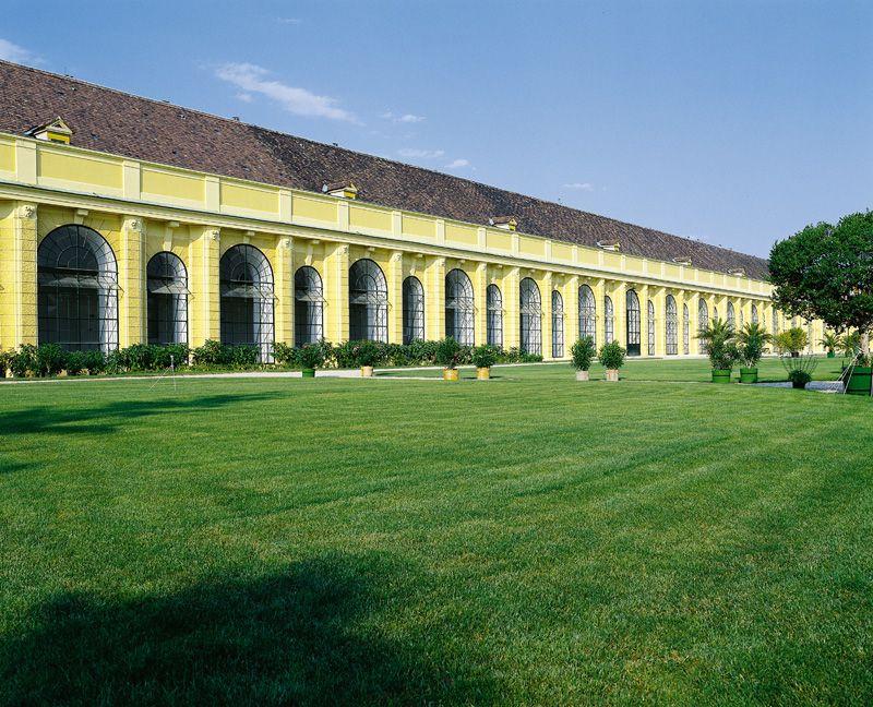 The Orangery Http Www Schoenbrunn At En Things To Know Gardens Tour Through The Park Orangery Html Schloss Schonbrunn Schonbrunn Schloss