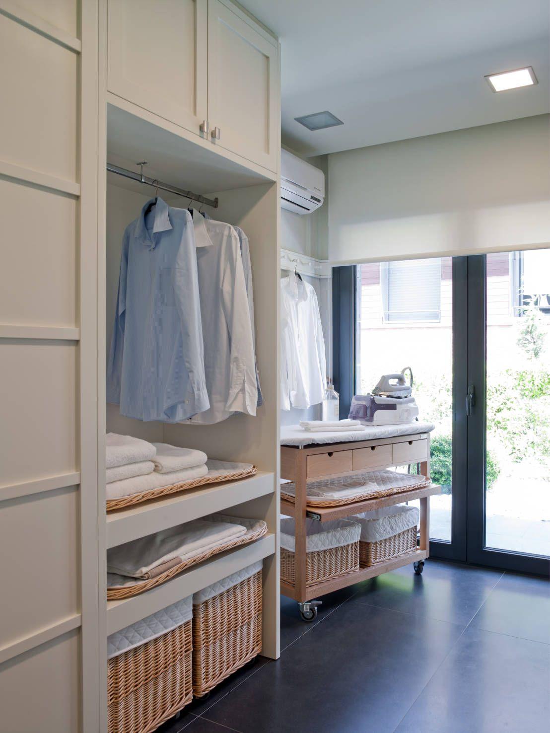 Artesanato Jundiai ~ Claves para conseguir un armario u00a1pequeño, bonito y bien ordenado! Planchas, Moderno y